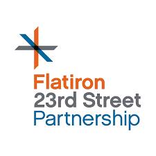 Flatiron 23rd street partnership logo