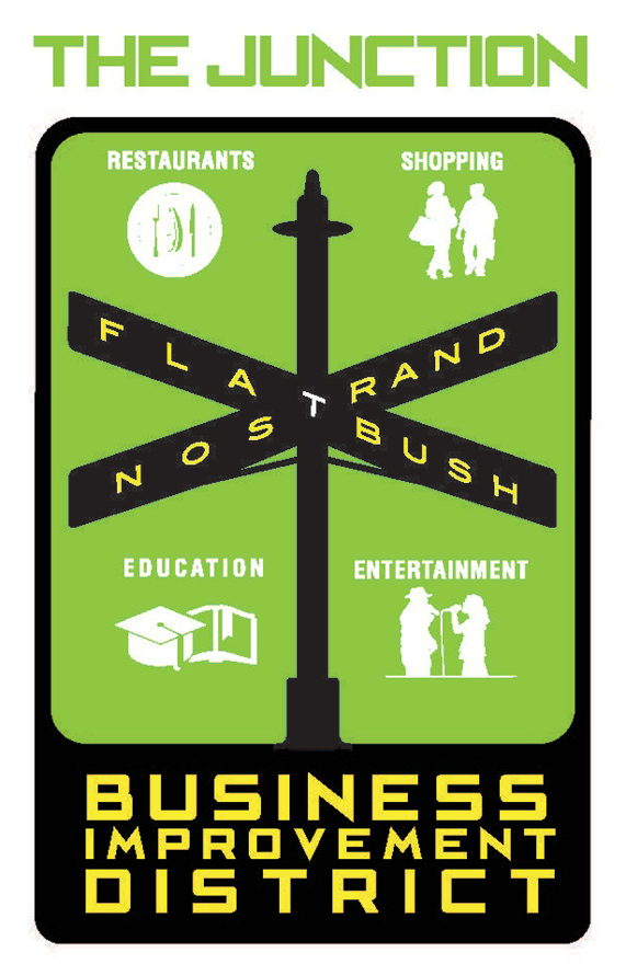 The Junction Business district logo