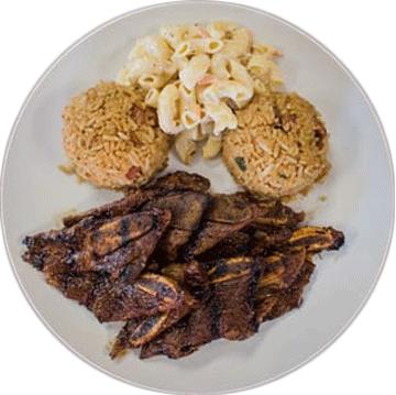 Hangry Ohana's Teri Beef