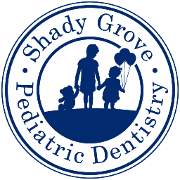 Shady Grove Pediatric logo blue