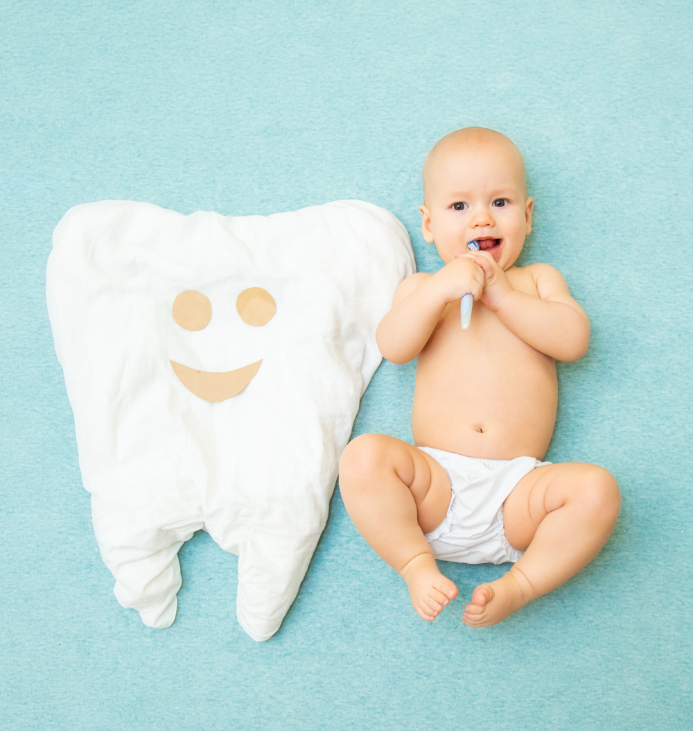 At What Age Should My Child First See A Dentist?