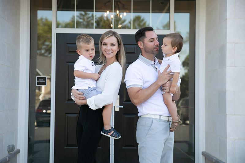 Dr. Lana Waibel's family