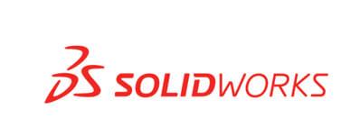 Logo solid works
