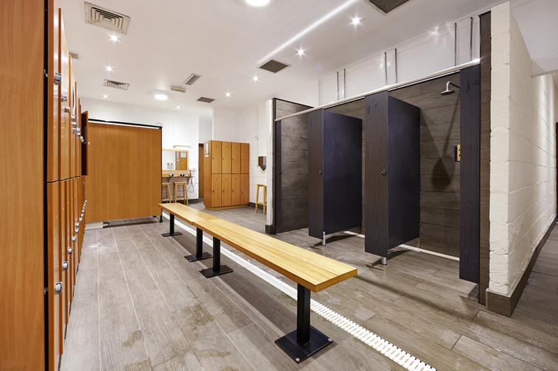 Bourton Mill Gym Facilities