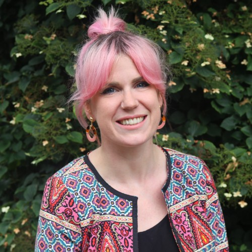 A headshot of Christina Watson.