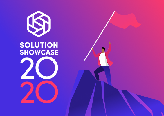 Solution showcase 2020 cover image