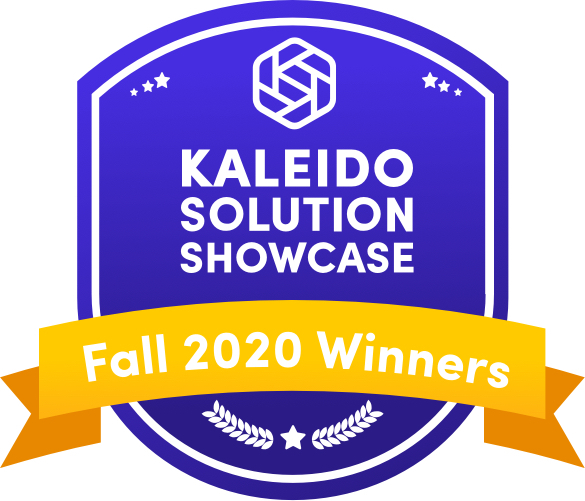 Fall 2020 Winner badge