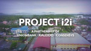 project i2i partnershipswith Kaleido