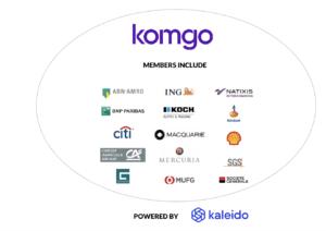 komgo consortium - supply chain