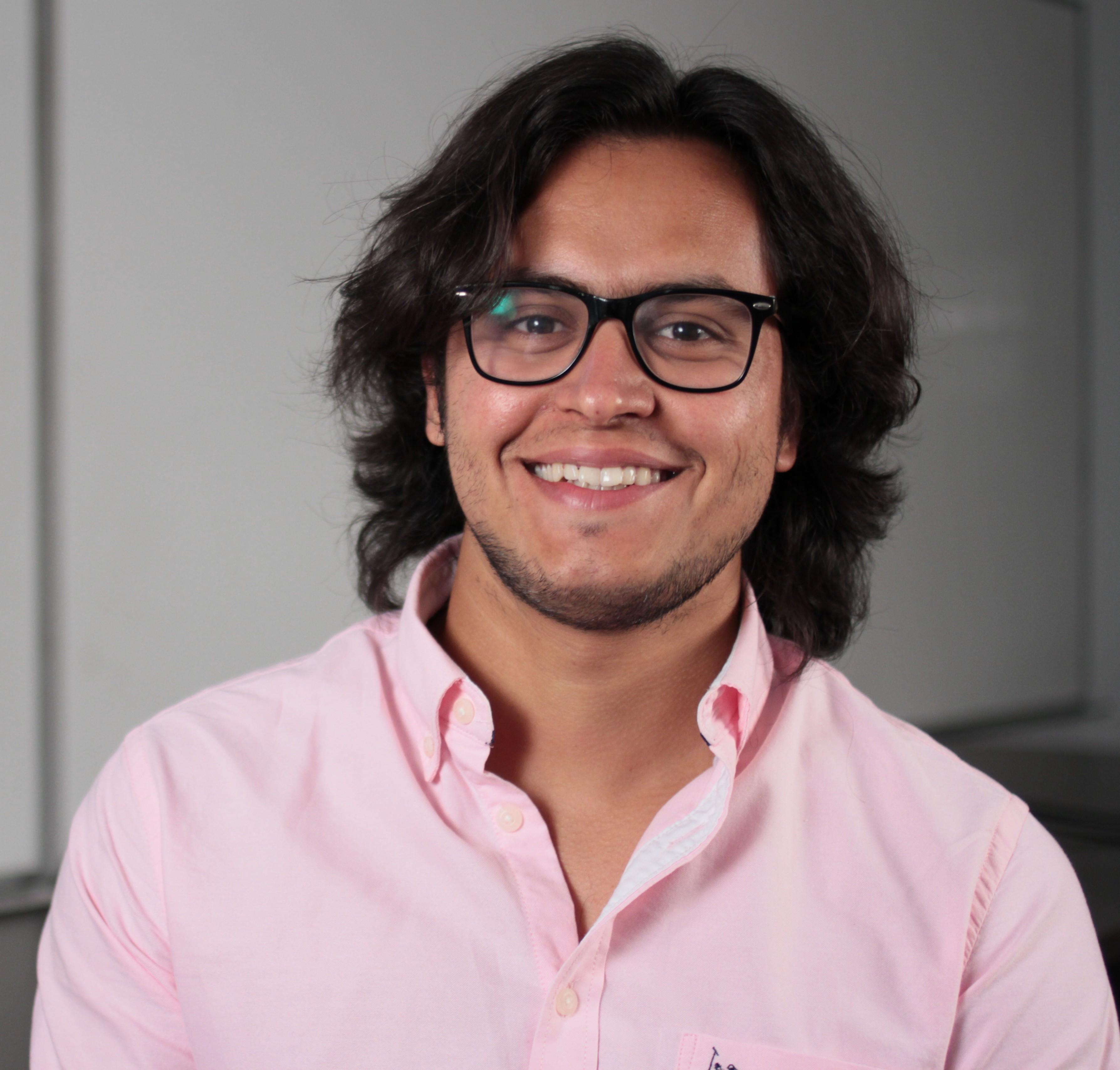 Team member portrait - Amit Panghal