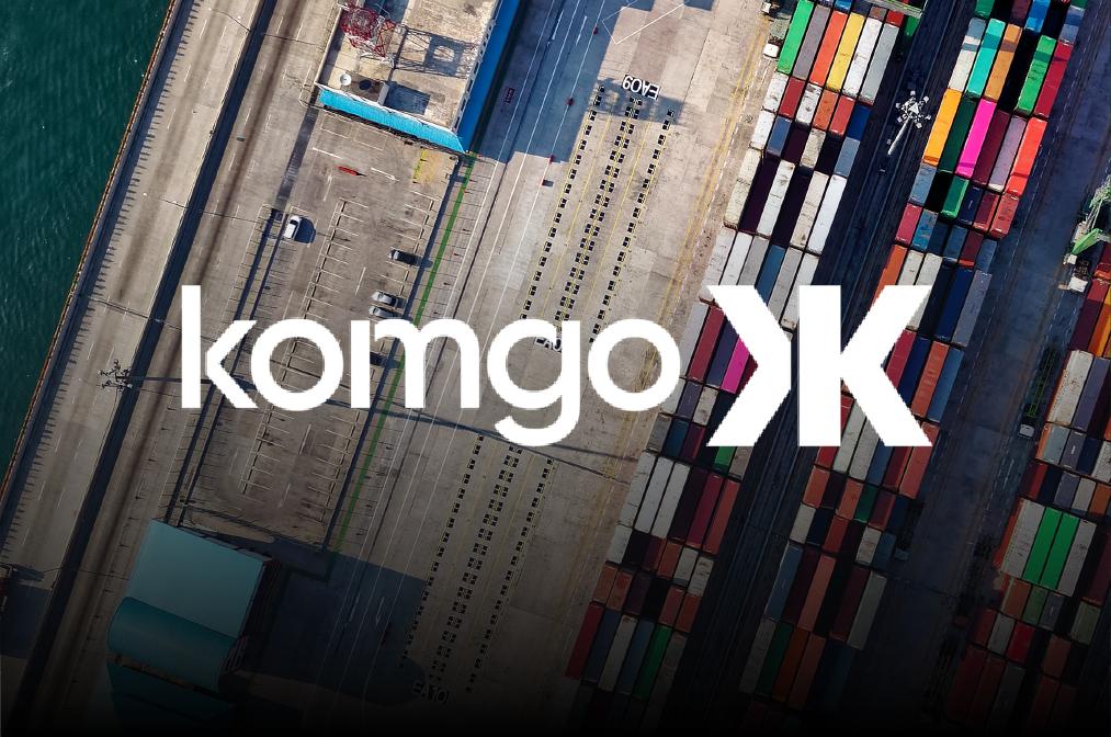 Komgo logo