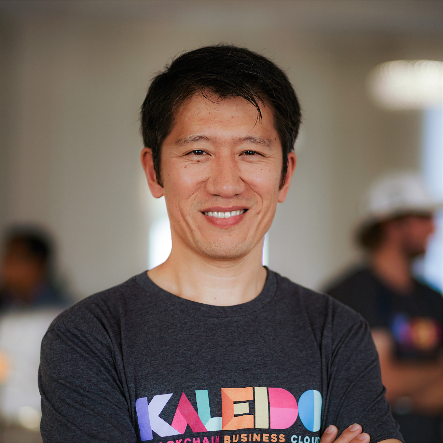 Team member portrait - Jim Zhang