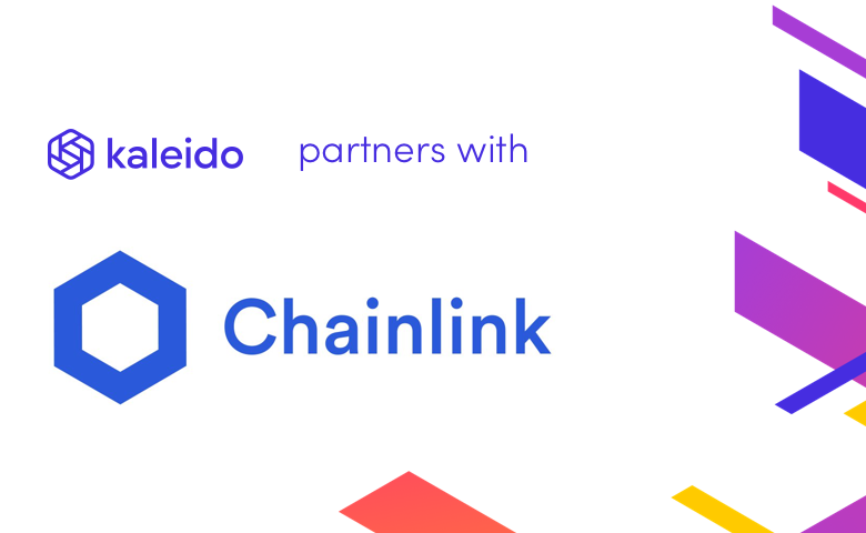 Kaleido Partners with Chainlink to Provide Oracle Services