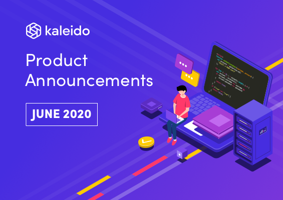 Product Announcements June 2020