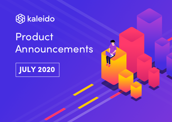 Product Announcements July 2020