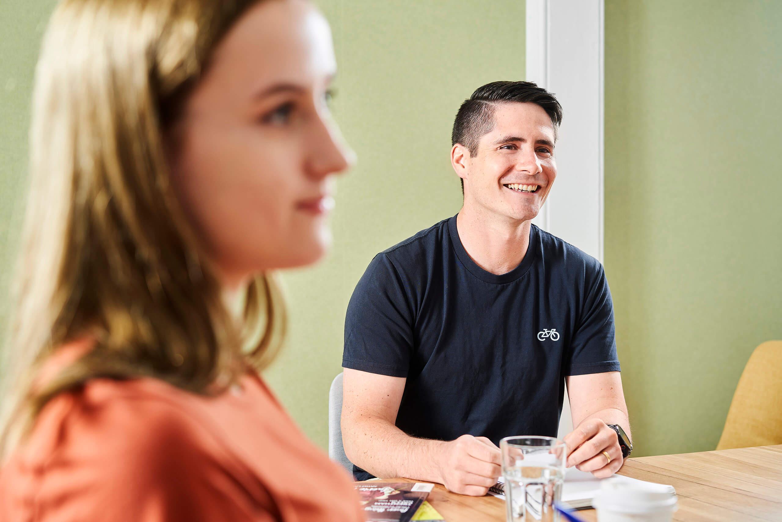 Creative Meeting at Bendigo Coworking Hub