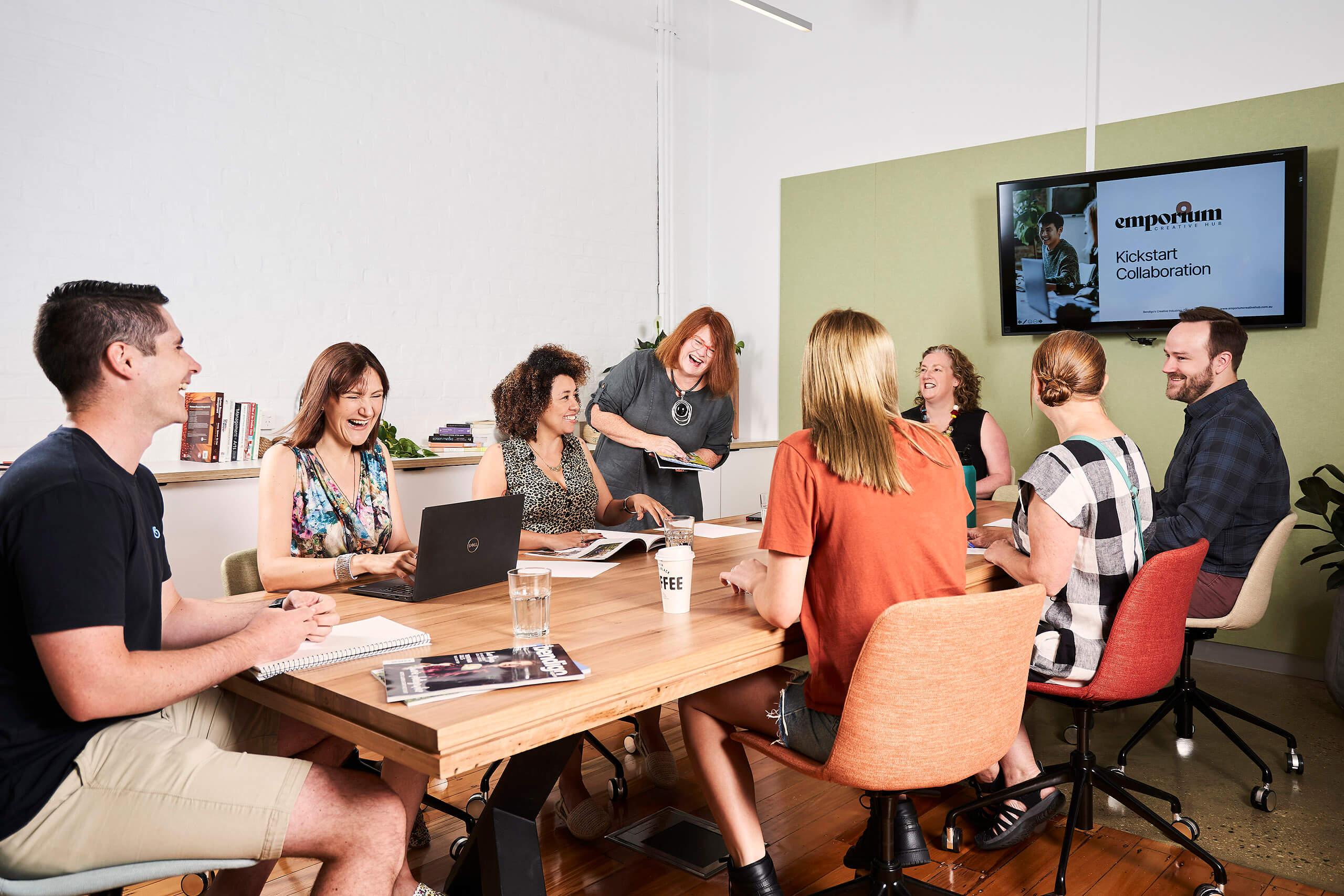 Large Meeting Room Coworking