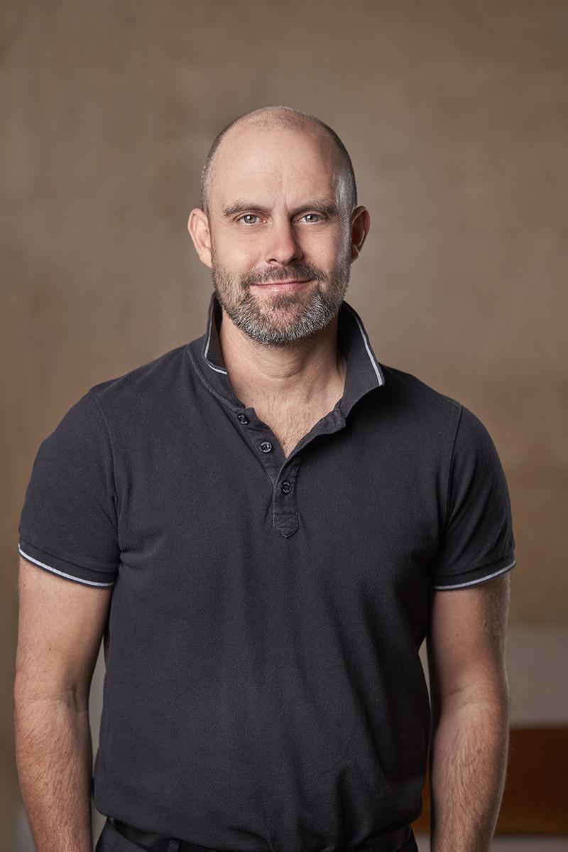 David Hughes is Emporium Creative Hub's Manager