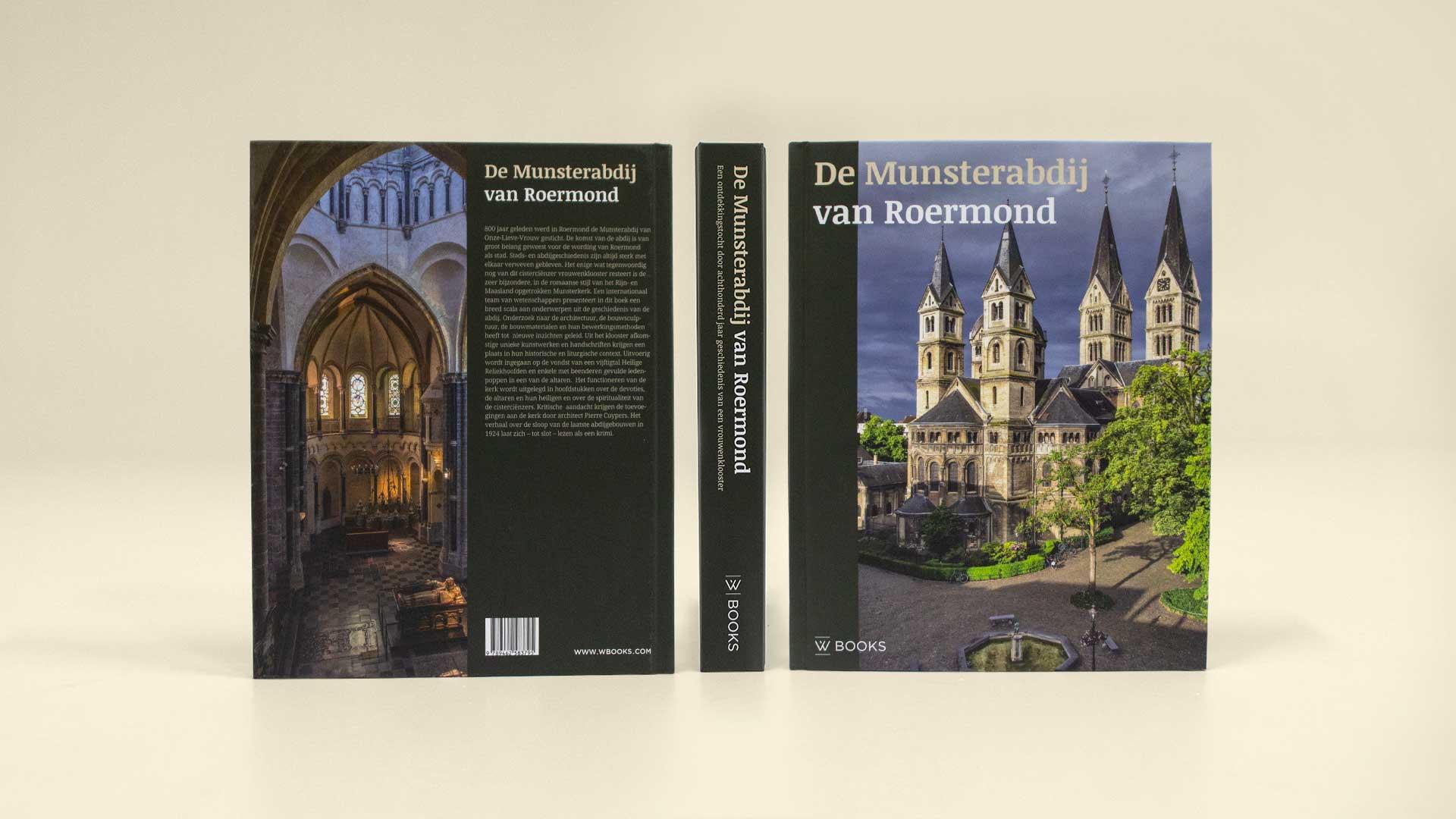 De Munsterabdij van Roermond