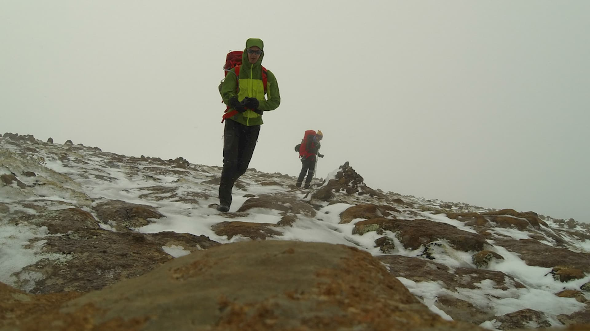 Combined Winter & Summer  Hiking Skills Course - 4 days