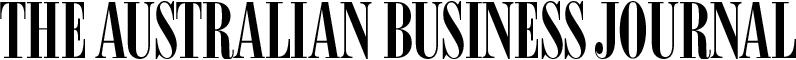 The Australian Business Journal logo.