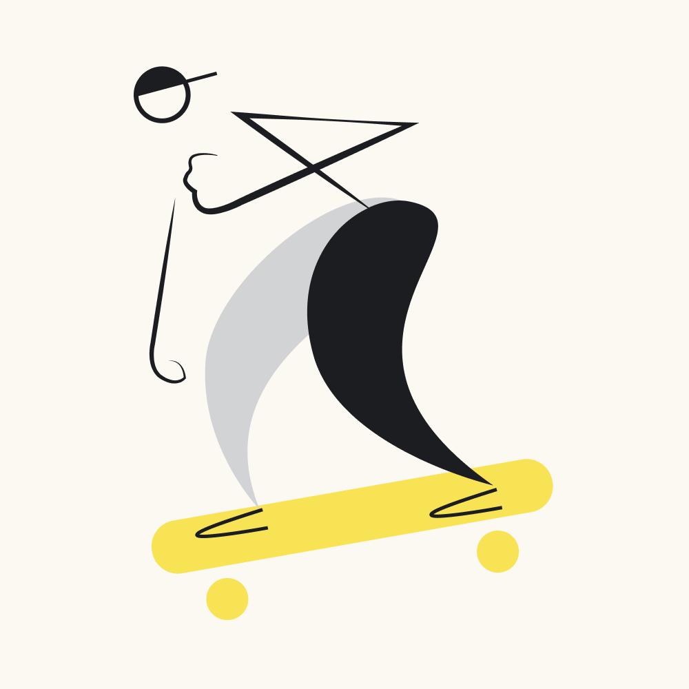 106 - Skateboard
