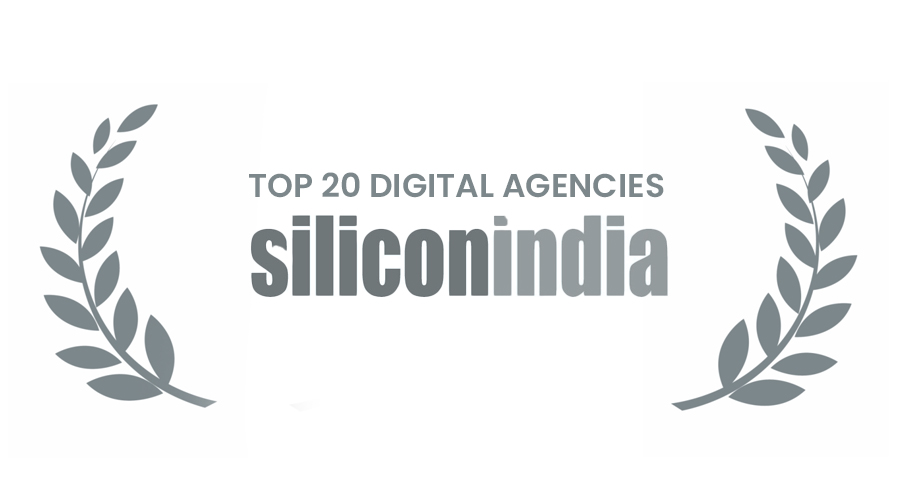Top 20 digital agencies Silicon India