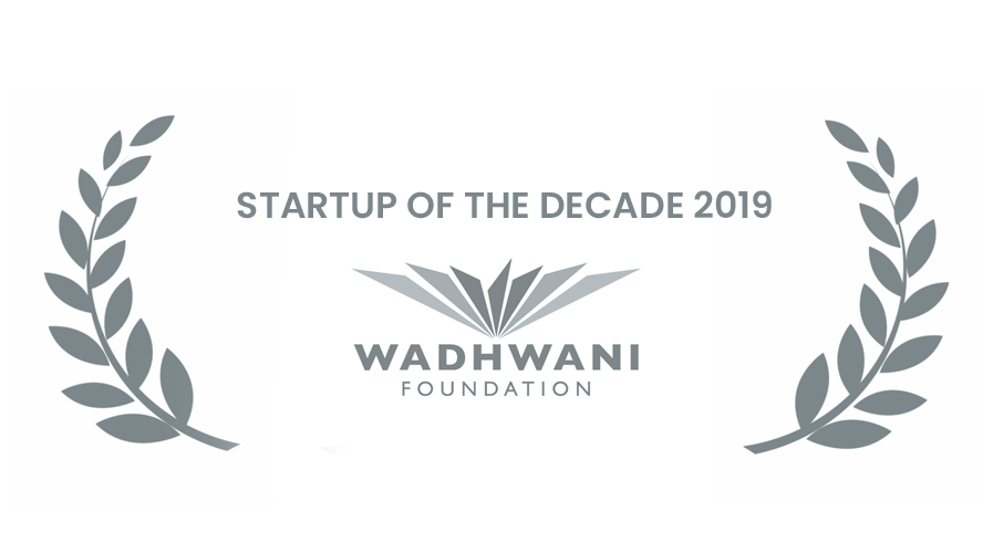 Startup of the decade 2019