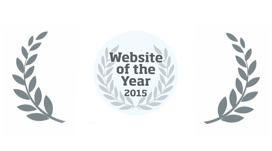 Website of the year 2015