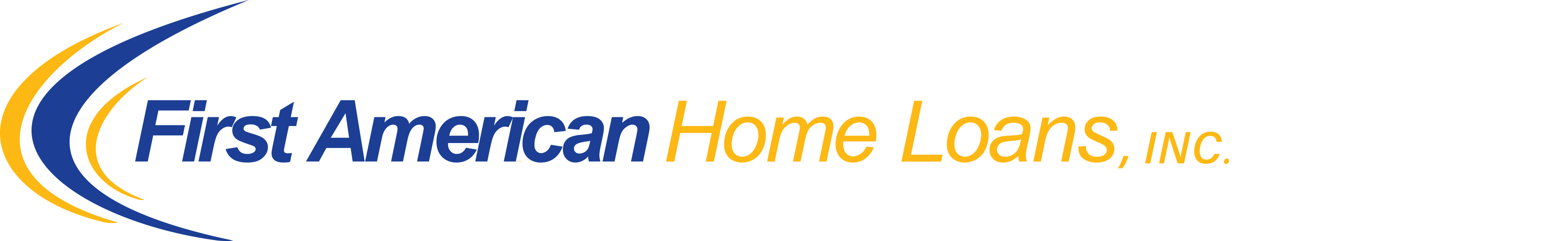 First American Home Loans Logo
