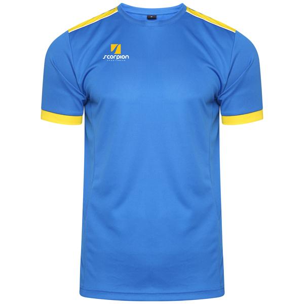 Royal-Yellow-Heritage-T-Shirt