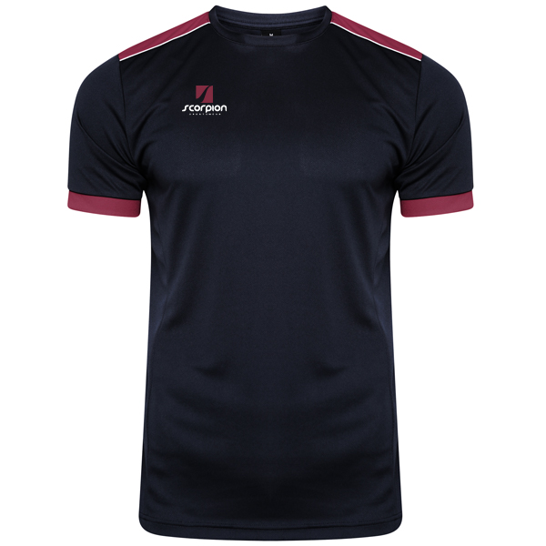 black-maroon-heritage-t-shirts