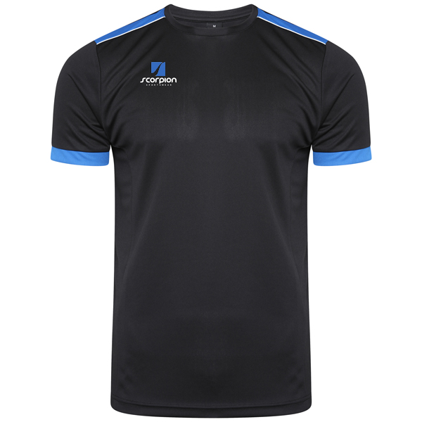 Black-Royal-Heritage-T-Shirt