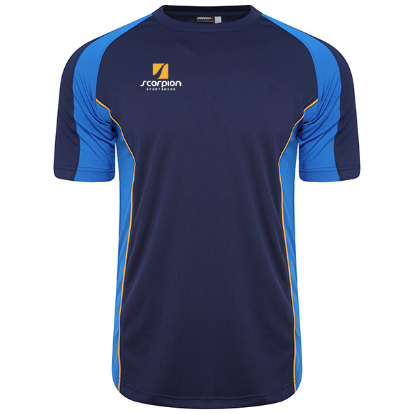 Scorpion Navy Royal Amber ATX T-Shirt