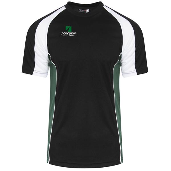 Scorpion Black Bottle White ATX T-Shirt
