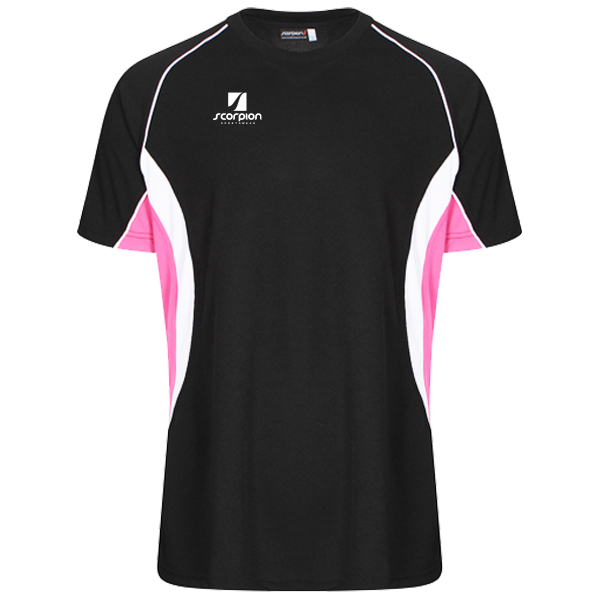 Scorpion Sports Black Pink ATX T-Shirt