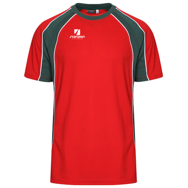 Scorpion Sports Red Green ATX T-Shirt
