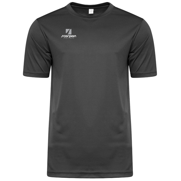 Scorpion Charcoal Warm Up T-Shirt