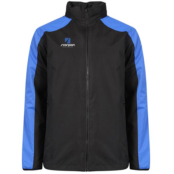 Scorpion Black Royal Pro Training Jacket