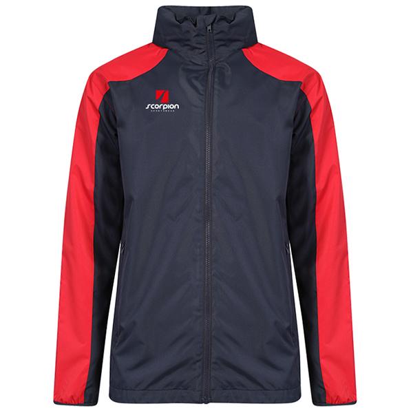 Scorpion Sports Navy Red Pro Training Jacket