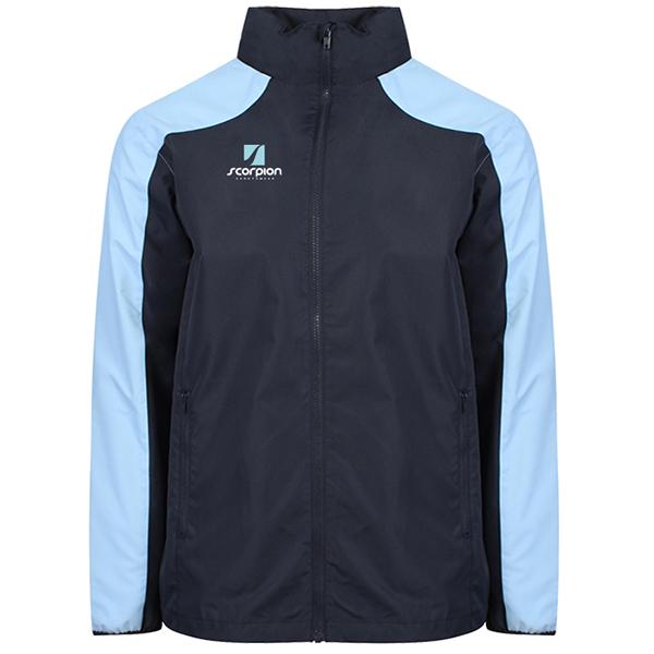 Scorpion Sports Navy Sky Pro Training Jacket