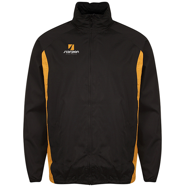 Scorpion Black Amber College Jacket