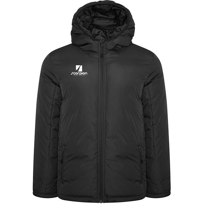 Scorpion Black Matchday Jacket