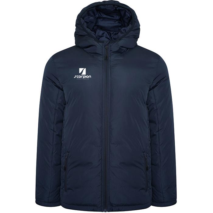 Scorpion Navy Matchday Jacket