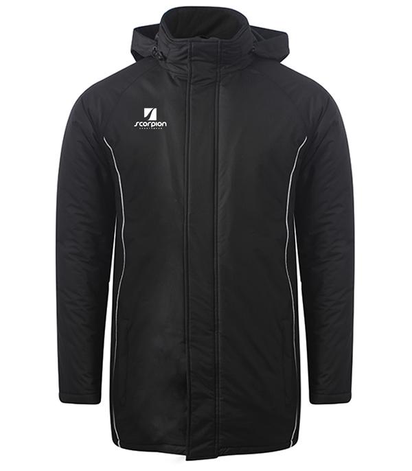 Scorpion Sports Matchday Jacket Black