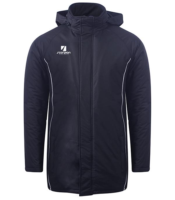 Scorpion Sports Matchday Jacket Navy