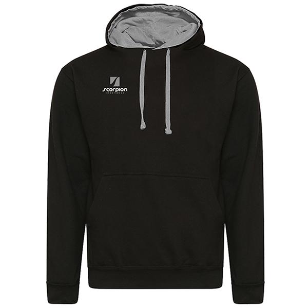 Rugby Tour Hoodies Black Grey