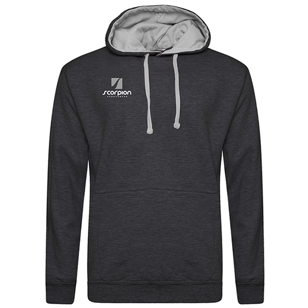Rugby Tour Hoodies Charcoal Grey
