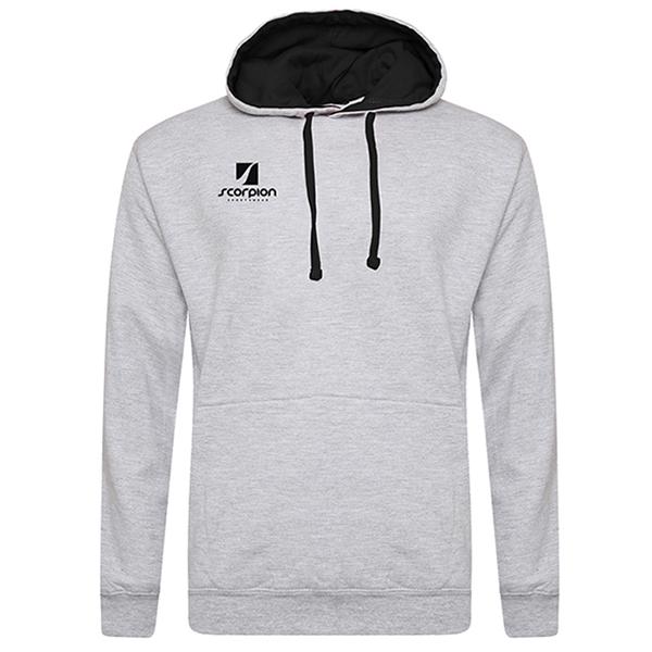 Rugby Tour Hoodies Grey Black