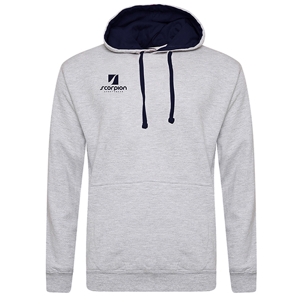 Rugby Tour Hoodies Grey Navy